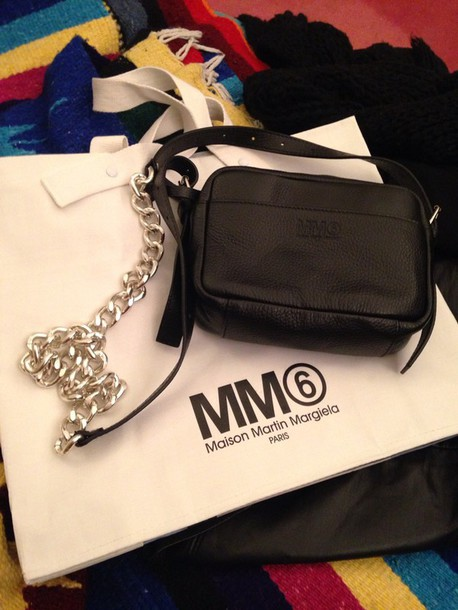 bag mm6 margiela