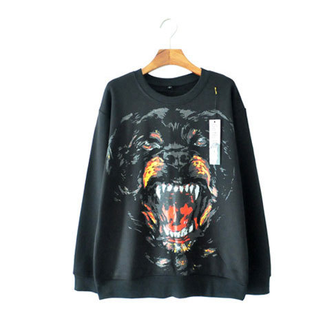 The rott rott sweater