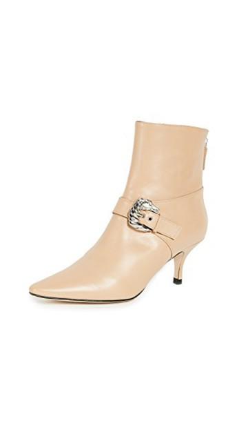 Dorateymur booties beige shoes