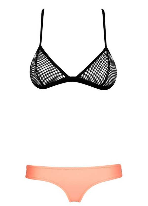 free shippinghot selling NEOPRENE BIKINI Superfly Swimsuit Bottoms Neoprene bikini set swimwear drop shipping 0010-in Bikinis Set from Apparel & Accessories on Aliexpress.com