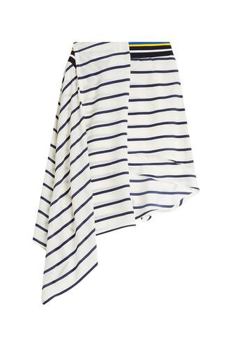 skirt striped skirt stripes