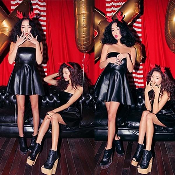 dress black leather shoes