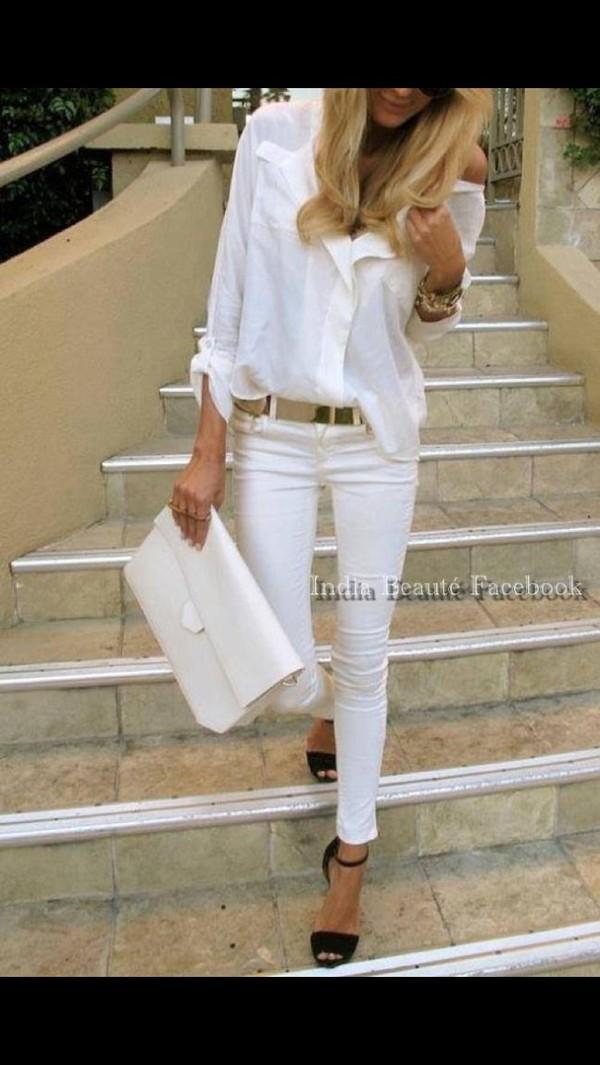 jeans ou trouver cette tenu ???
