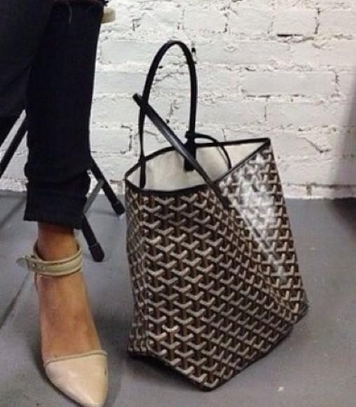 bag handbag beige