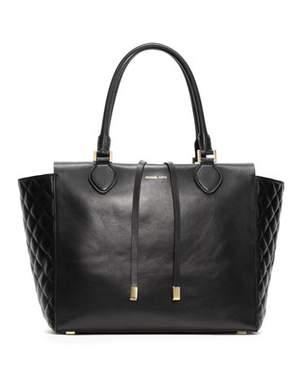 Michael Kors  Large Miranda Quilted-Side Tote - Neiman Marcus