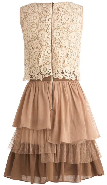 Rustic Lace Dresses