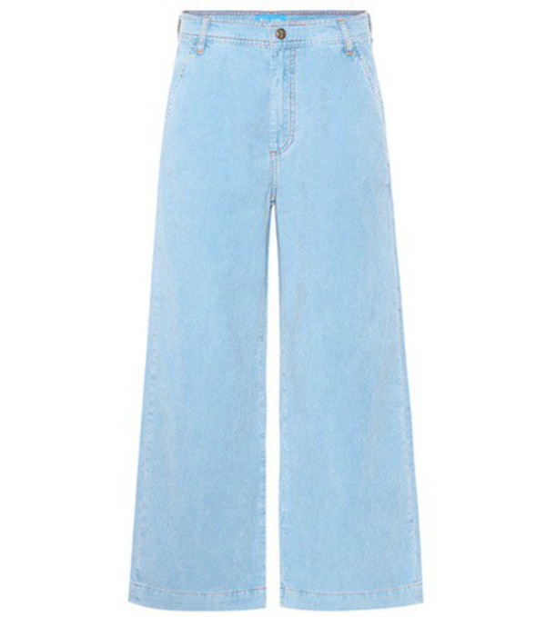 M.i.h Jeans Lake corduroy trousers in blue