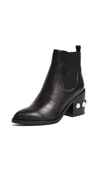 Sol Sana ankle boots black shoes
