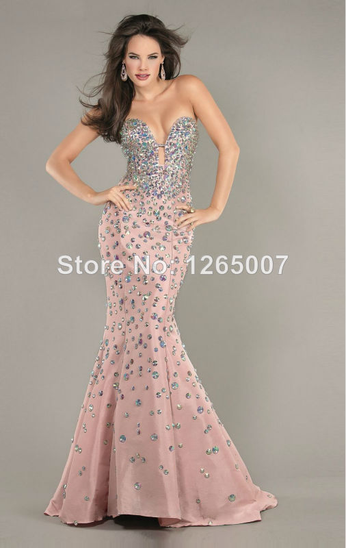 diamond mermaid prom dresses - photo #46