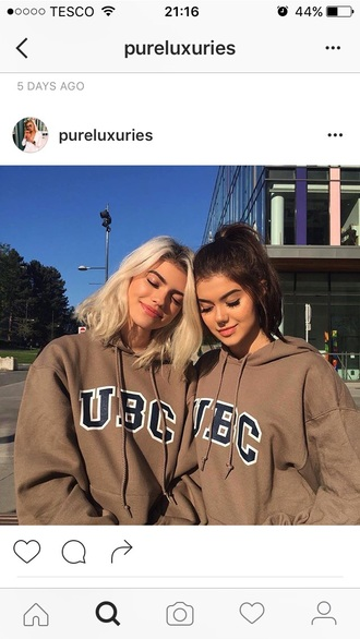 sweater hoodie friends bff sportswear grunge hot coachella summer summer dress