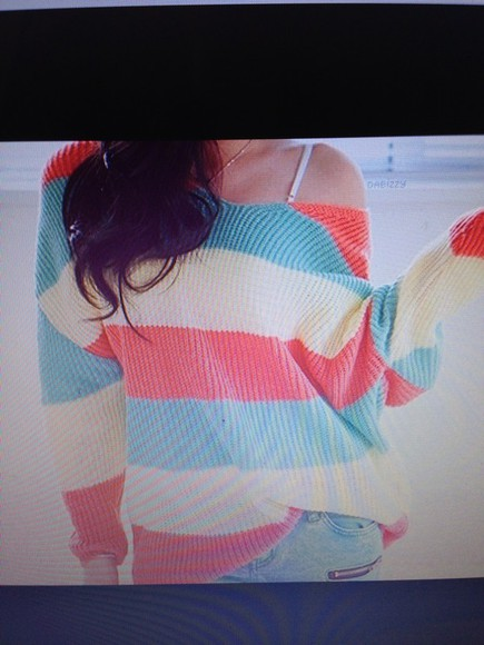 cute rasta t-shirt summer sweater big sweater cute dress