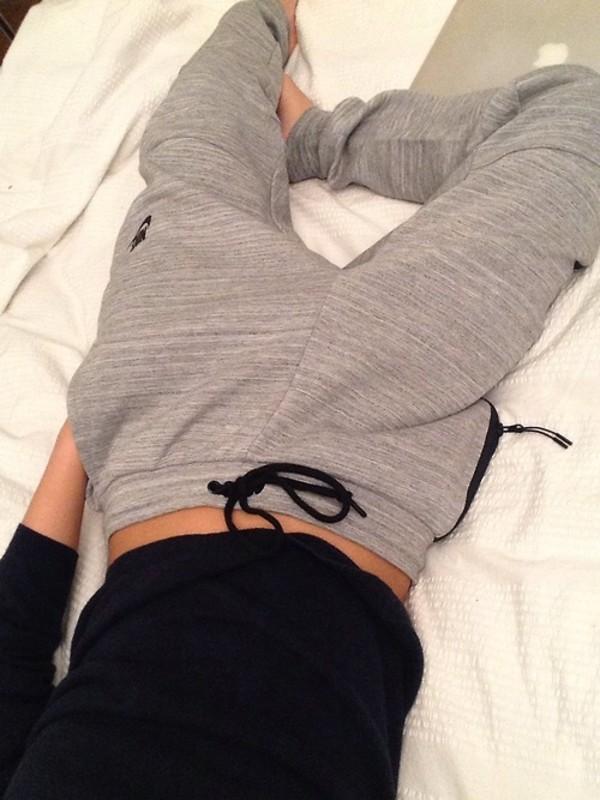 pants nike sweats sweatpants grey black cute active harem activewear workout casual comfy leggings pajamas