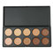 High quality 10 colors eye face concealer cream makeup palette - newchic
