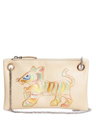 tiger clutch bag