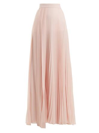 skirt light pink light pink