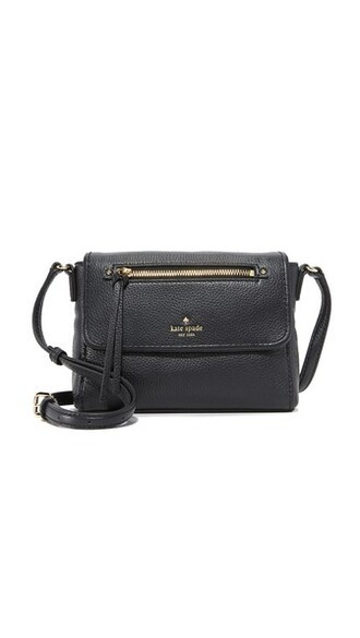 cross mini bag black