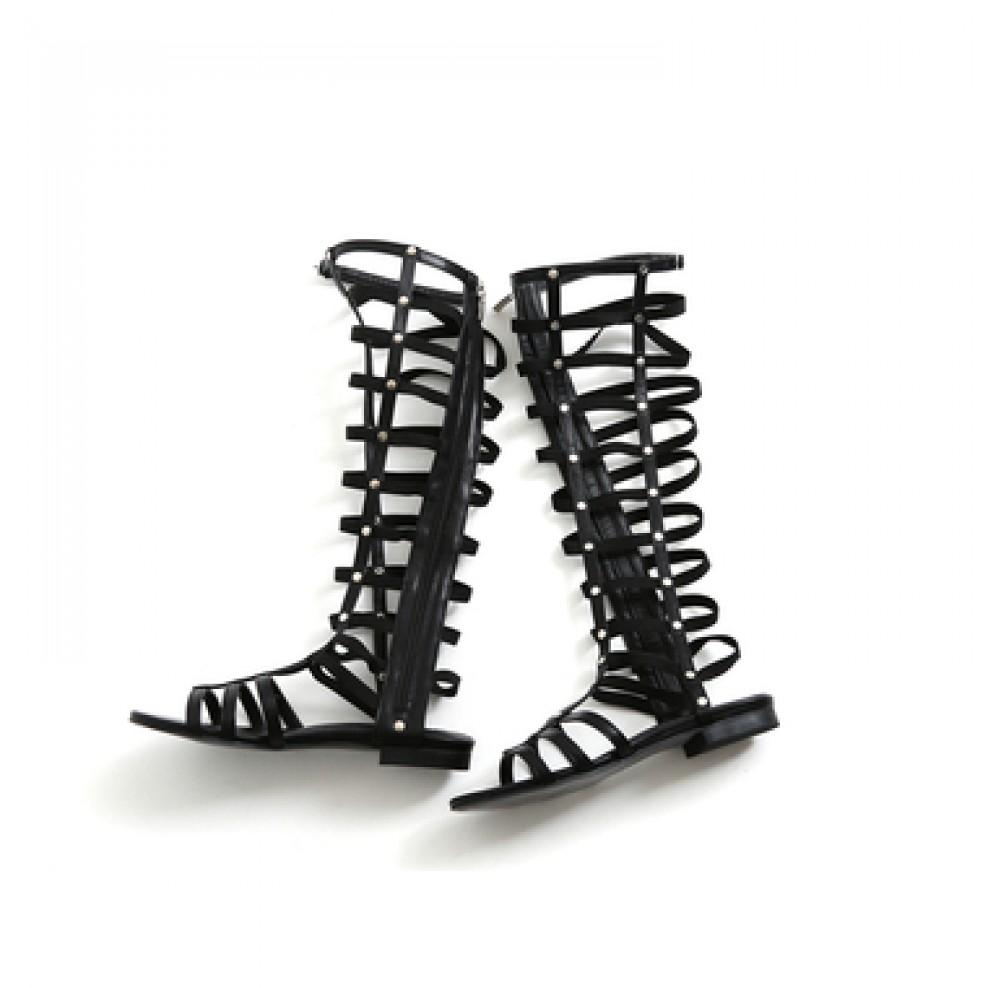 Banding Gladiator Sandals