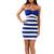 Lilly - Navy and White Stripe Dress | Emprada