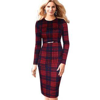 dress tartan sweater dress tartan dress