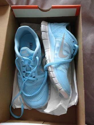 shoes light blue blue nike sneakers nike running shoes nike shoes