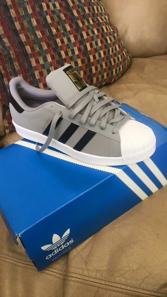 shoes grey shoes adidas adidas shoes adidas originals adidas superstars grey