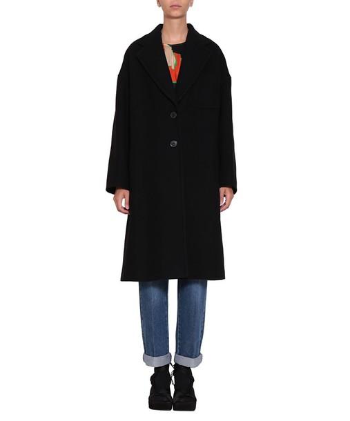 dries van noten coat wool coat wool