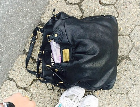 black bag bag marc by marc jacobs