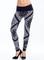 """i'm with the bandana"" paisley bandana print leggings (2 colors availa – glamzelle"
