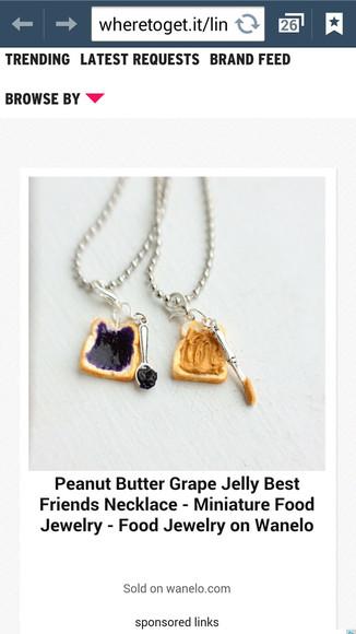 jewels silver peanut butter