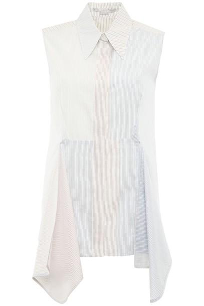 Stella McCartney shirt cotton silk top