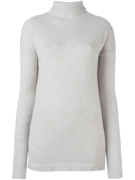 Fashion Clinic jumper women grey sweater