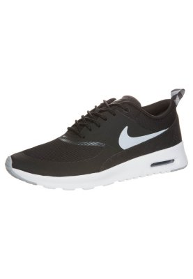 nike air max thea black dames
