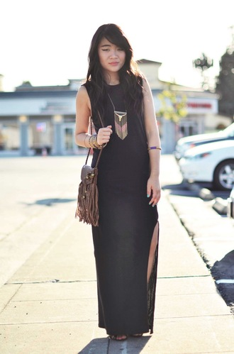 daily disguise dress jewels bag shoes