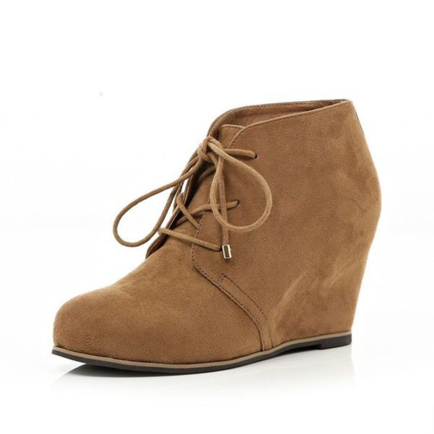 shoes wedges boot boots booties laces boots