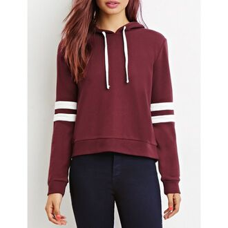 sweater baseball jacket burgundy casual rose wholessale crop college streetwear urban hippie baseball tee