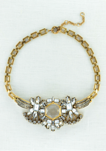 Gala Statement Necklace - Happiness Boutique