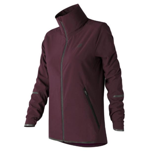 new balance men's sequence jacket black