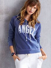 sweater,blue sweater,behati prinsloo