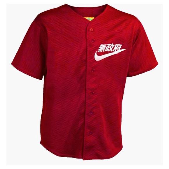 jersey very rare mesh jersey baseball tee
