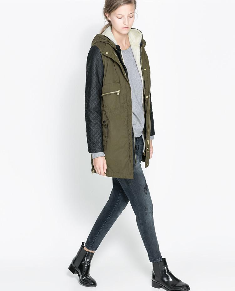 Buy online zara jackets