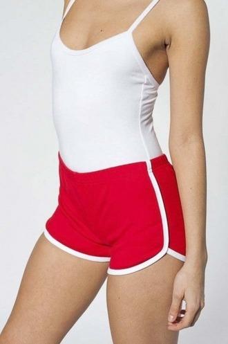 shorts girl red girly girly wishlist
