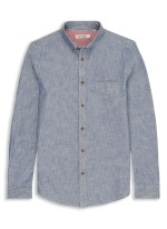 Laundered Oxford Tartan Check Shirt  | Shirts | Ben Sherman