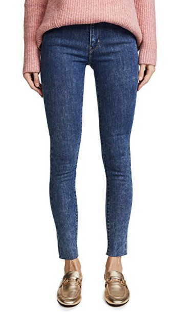 Levi's jeans skinny jeans high