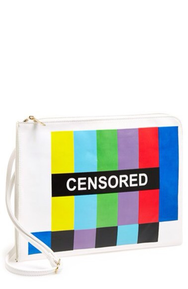 bag clutch censored