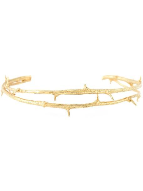Wouters & Hendrix Gold women gold grey metallic jewels
