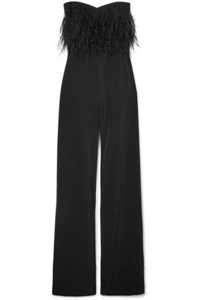 Saloni jumpsuit black