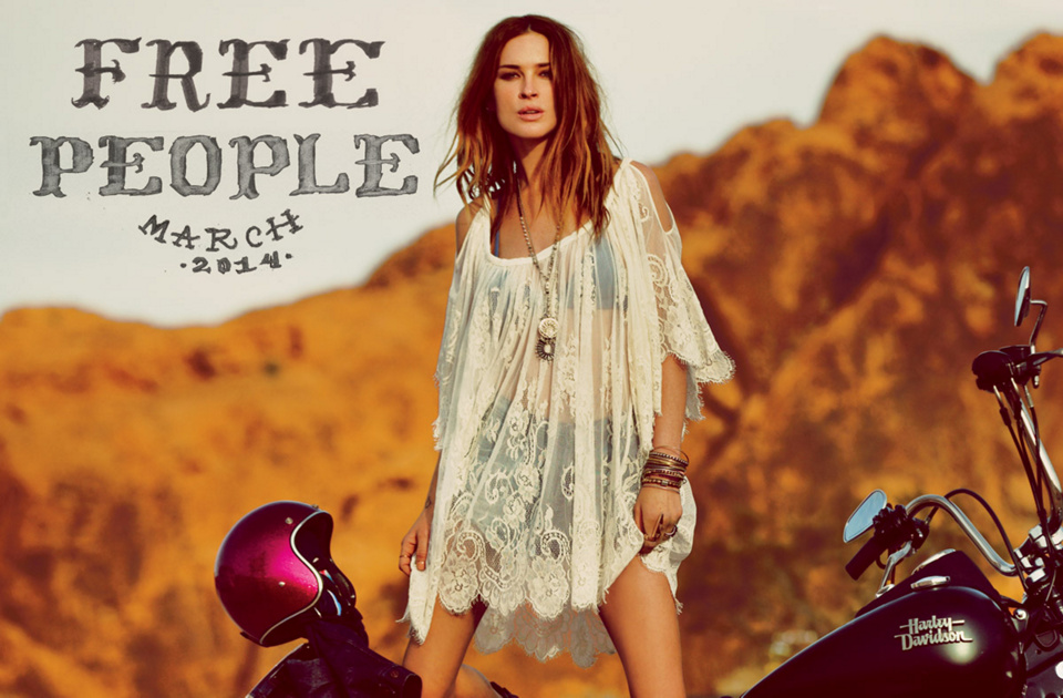 Free People - Women's Boho Clothing & Bohemian Fashion