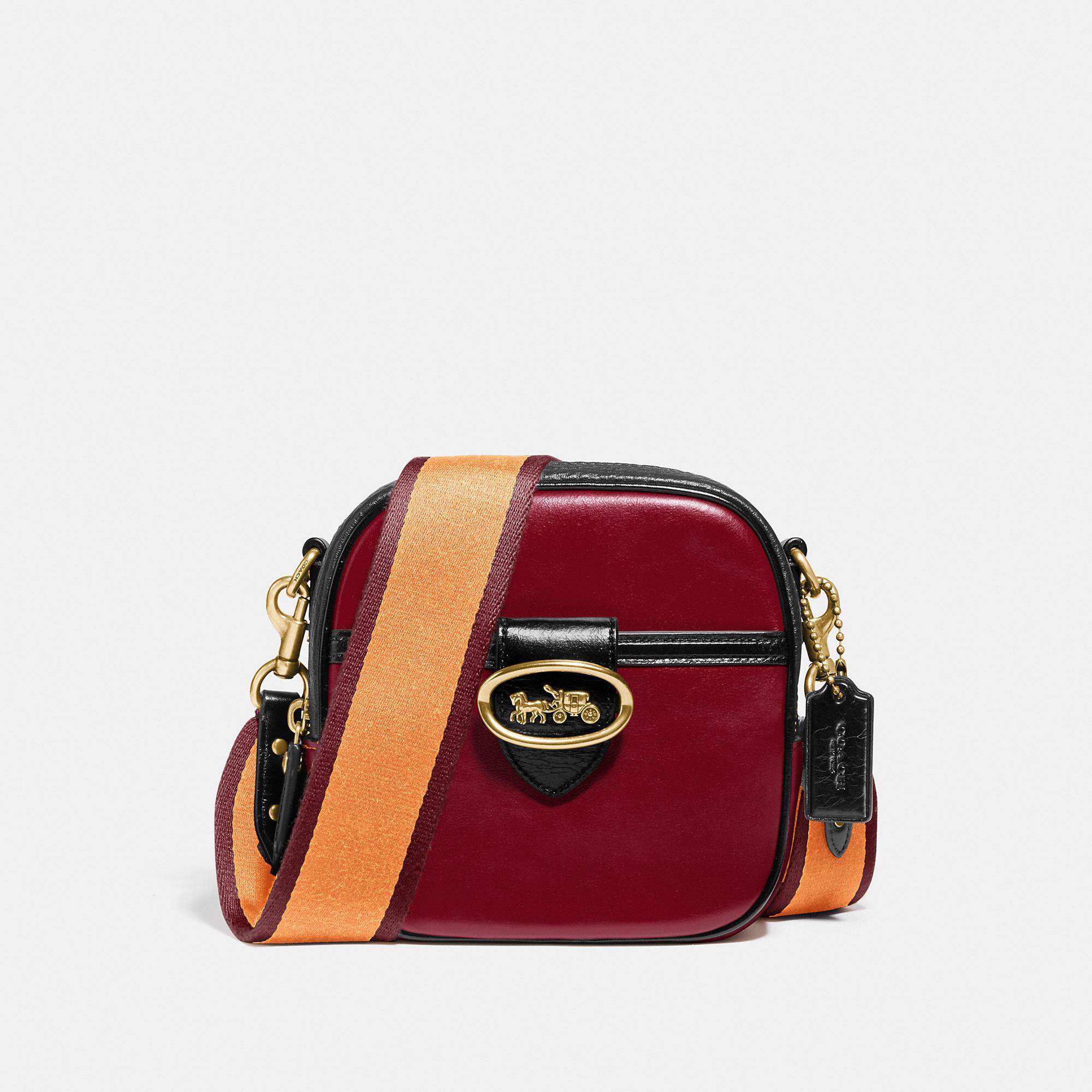 Kat Camera Bag In Colorblock