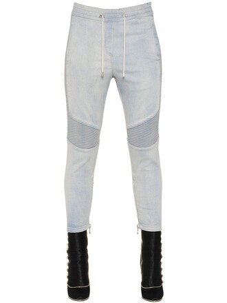 jeans loose denim fit light blue light blue