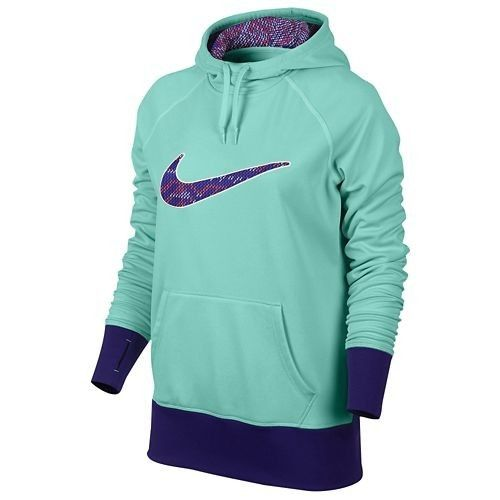 NIKE Ladies Swoosh Out All Time Hoodie Top - Size S M L - OZ STOCK!